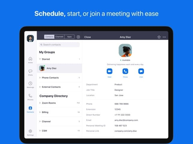 How to Create a Meeting on Zoom using Zoom API and PHP